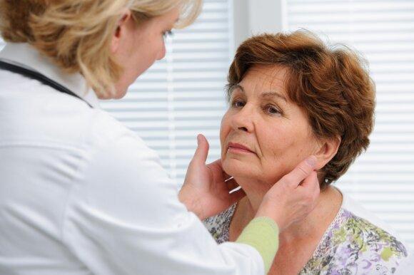 Padidėję limfmazgiai gali signalizuoti apie rimtas ligas – vienoje vietoje jie ypač pavojingi