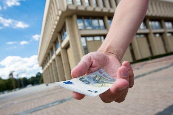 Mokesčių reforma baus regionus: daugumai savivaldybių teks mažiau pinigų