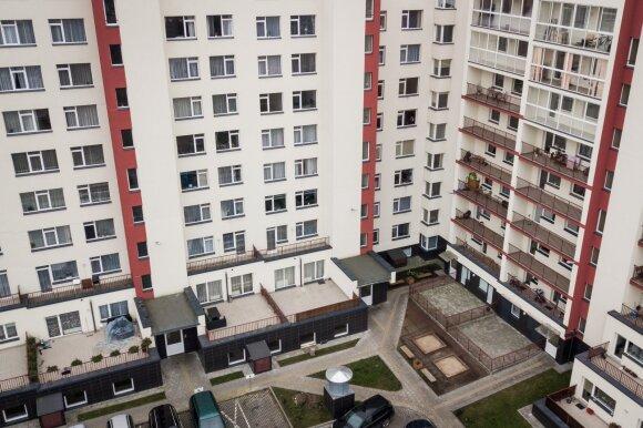 Pigiausi naujos statybos būstai Vilniuje: kur ir už kiek galima įsigyti