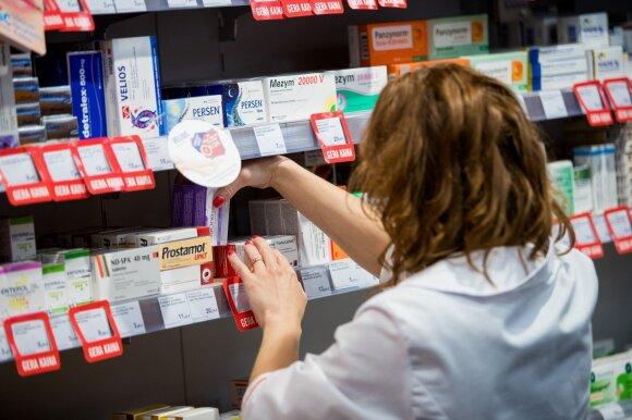 Gyventojai įsigyja rekordiškai daug vitaminų: specialistai ragina nepamiršti saiko