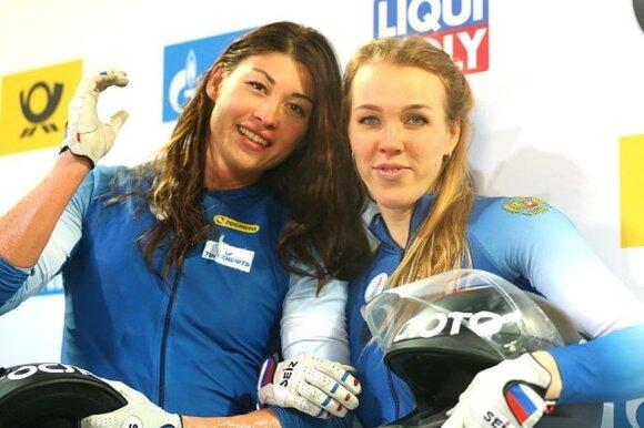 Dar vienos Rusijos olimpietės organizme aptikta dopingo
