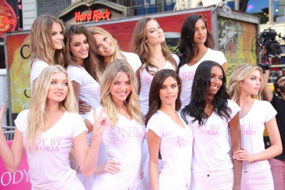 Victoria's Secret modeliai
