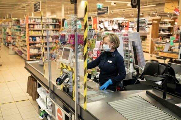Prekybininkai apie 2021-ųjų planus: naujos parduotuvės ir didesni atlyginimai darbuotojams