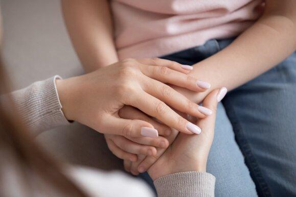 Po pagalbos prašymo pateko į baisiausią košmarą: buvęs partneris mano ir vaikų gyvenimą pavertė pragaru