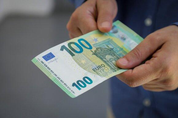 100 eurų kupiūra
