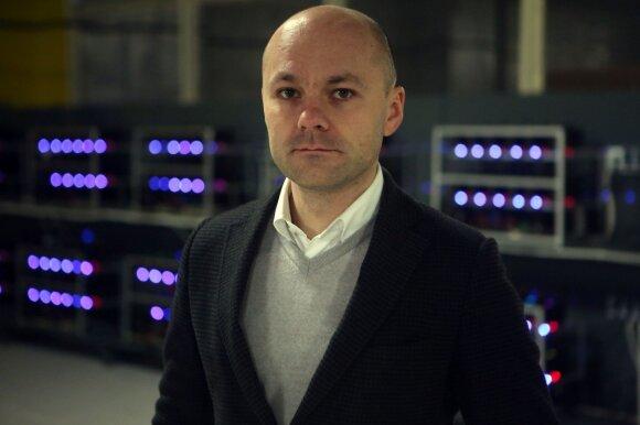 Pradeda veikti kriptovaliutų kasykla – sąlygos Kaune apstulbino