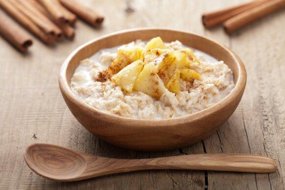 Pusryčiai – ką valgyti, kad geros nuotaikos pasisemtume visai dienai?