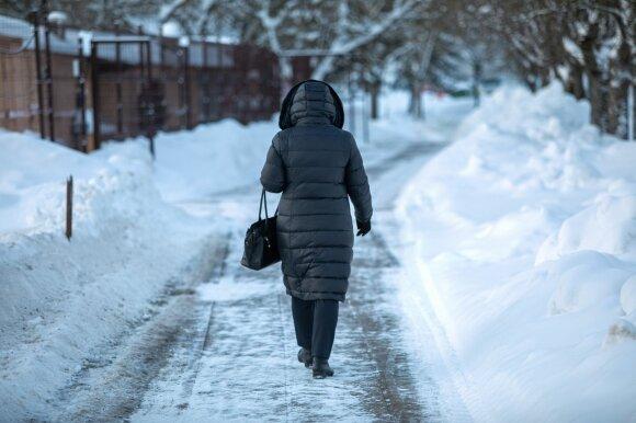 Klimatologas nurodė, ar galime tikėtis stingdančio šalčio žiemą: įsivyravo nepalanki tendencija