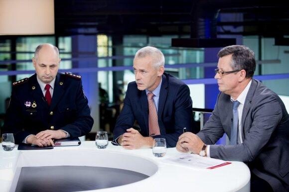 Giedrius Sakalinnskas, Saulius Džiautas, Marius Buitkus
