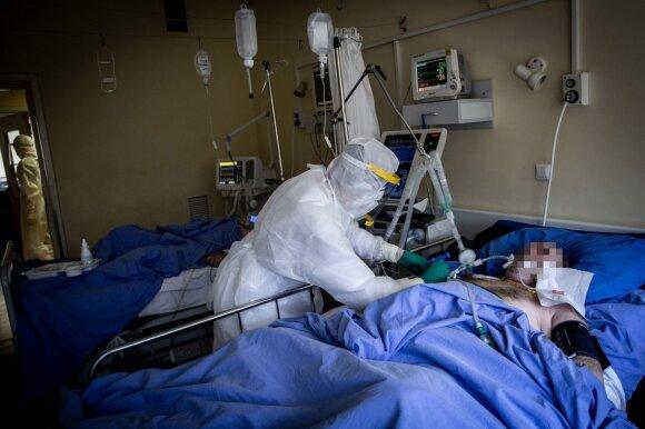 Per kelias savaites Lietuvoje užfiksuotas beprecedentis mirčių šuolis, daugėja mirštančių namuose
