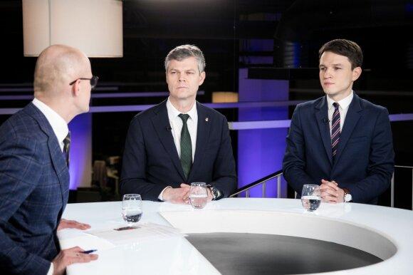 """Jauniškis: Rusija nebemato galimybių užverbuoti lietuvius, todėl """"persimetė"""" į Briuselį"""
