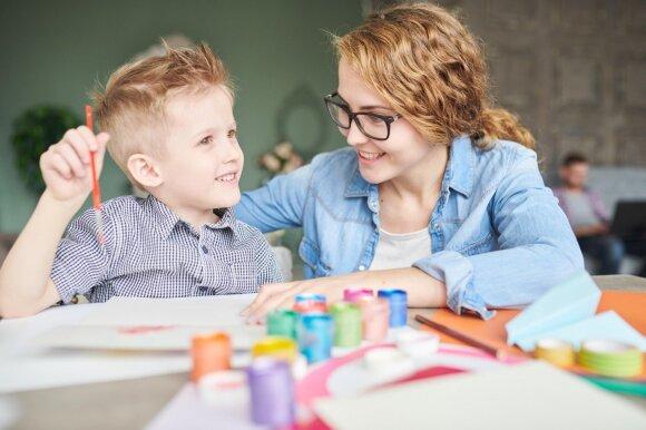 Užauginti protingą vaiką – nepakanka: ką daryti, kad jis būtų ir tvirto būdo?