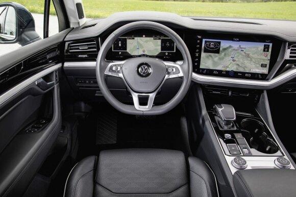 """Volkswagen Touareg"""