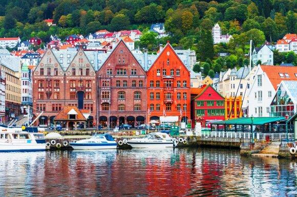 Norvegijos viešumo eksperimentas: kolegų ir kaimynų atlyginimus galima sužinoti kelių mygtukų paspaudimu