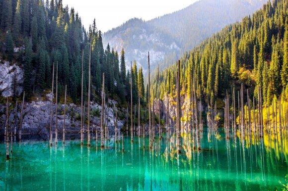 Kajyngdi ežeras
