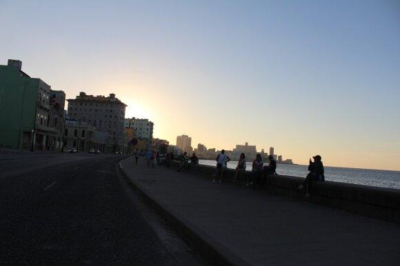 Prieš atostogas Havanoje užduotas klausimas suglumino: pamaniau, kad juokauja