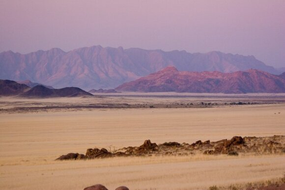 Namibo-Nauklufto nacionalinis parkas (CC BY-SA 2.0/Greg Willis nuotr.)
