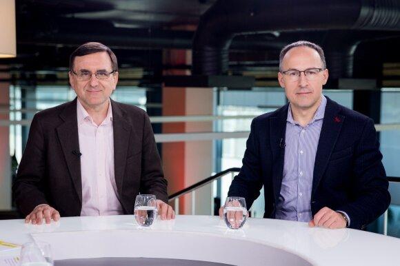 Prof. dr. Lauras Bielinis, Vladimiras Laučius