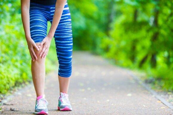 Sąnarių skausmas gali signalizuoti apie rimtas ligas: kada nedelsiant kreiptis į gydytojus?
