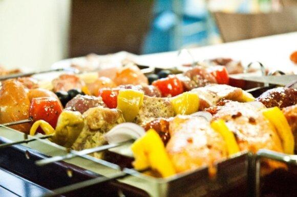 Virtuvės šefo patarimai: kaip išsikepti gardų kepsnį
