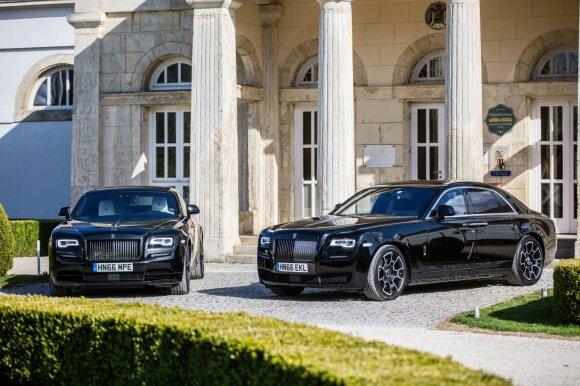 """Rolls-Royce"" automobiliai"