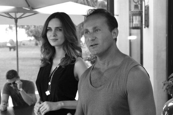 Asta Valentaitė ir Andy Khawaja
