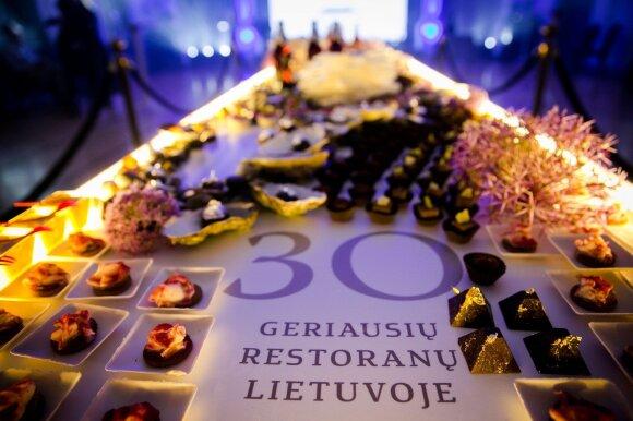 """Geriausias Lietuvos restoranas – L. Čepracko """"Gastronomika"""""""