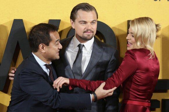 Riza Azizas, Leonardo DiCaprio, Margot Robbie