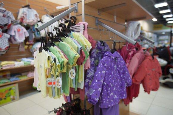 Lietuviški drabužiai braunasi į vieną didžiausių rinkų: lūžis jau įvyko