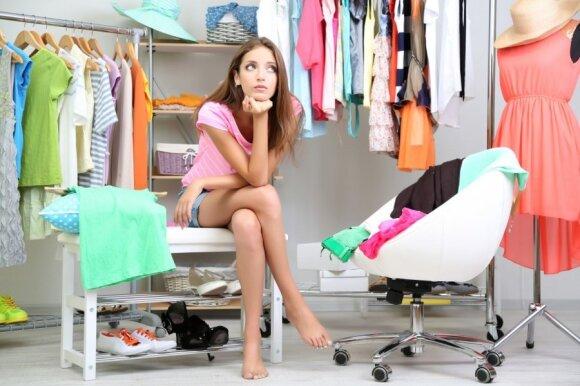 Kaip atrodyti stilingai ir neišleisti daug pinigų