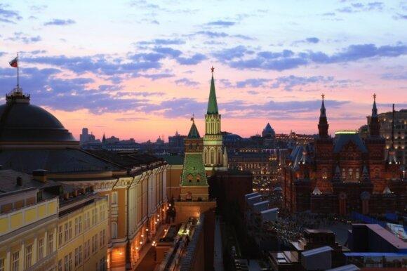 V. Putinas Lietuvoje sėkmingai įgyvendina planą B