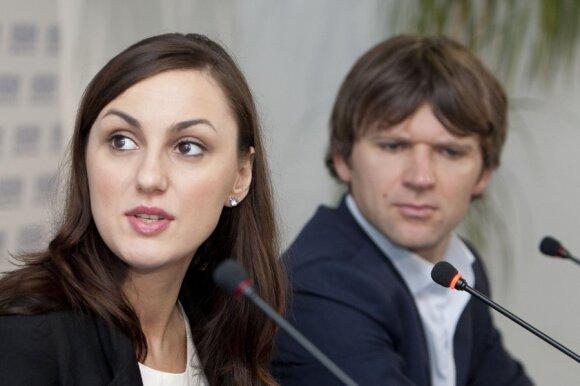 Katorzyna Gaborec, Arijandas Šliupas