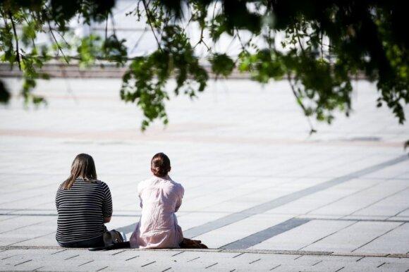 Ar dar yra jaunų žmonių, norinčių gyventi Lietuvoje?