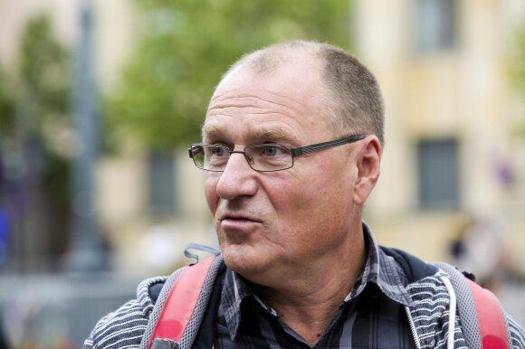 Vilniečių kova už mišką atskleidė savivaldybės planus: dalį Vilniaus užstatys daugiabučiais
