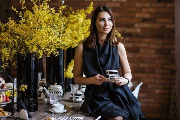 Klaipėdiečiai mėgavosi aristokratiška popietinės arbatėlės ceremonija