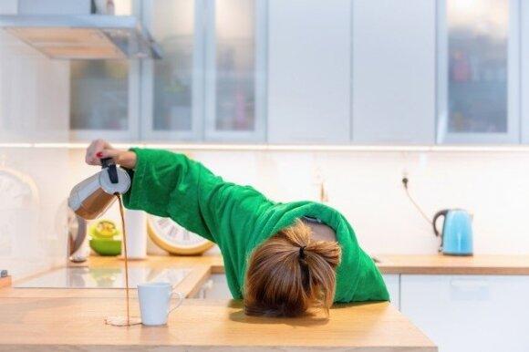 Įsidėmėkite: ką daryti, kad išsimiegotumėte geriau, ryte atsibustumėte žvalesni, o dieną būtų energijos