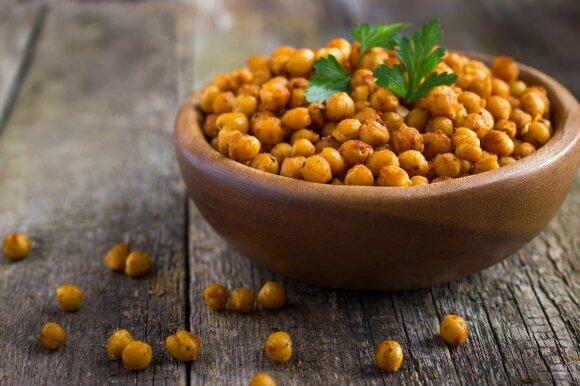 Gydytoja dietologė rekomenduoja: 3 sveikų patiekalų receptai