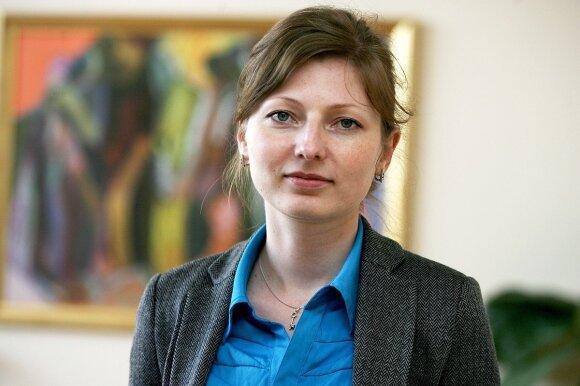 ŠU karjeros konsultantė Sigita Gintilaitė
