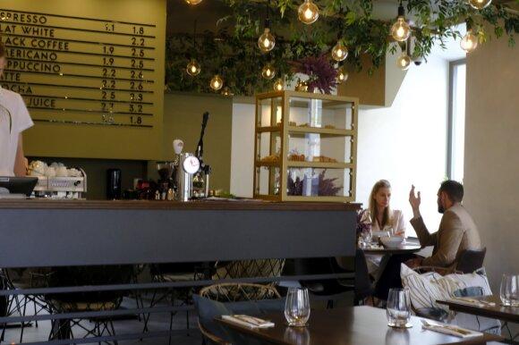 Restoranas MOSS