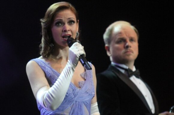 Kristina Zmailaitė ir Edmundas Seilius