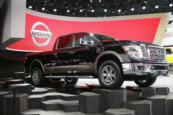 """Nissan Titan XD"""