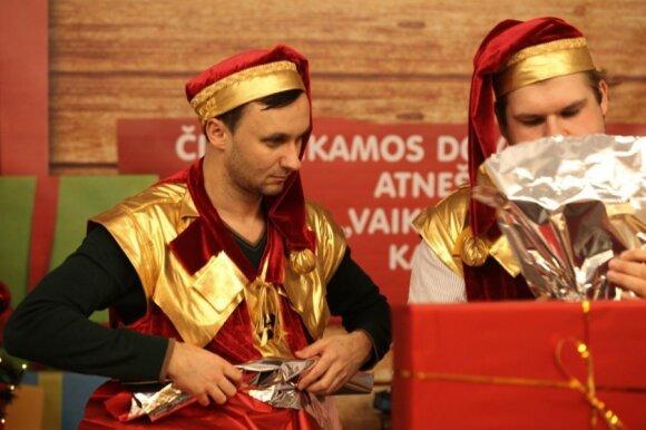 """Vilniuje darbą pradeda """"Vaikų svajonių namelis"""""""