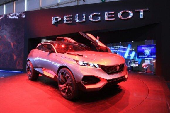 Peugeot Quartz koncepcija