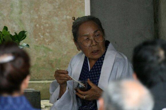 Okinavos salos gyventojai gyvena ilgai ir neserga vėžiu: visa paslaptis – jų mityba