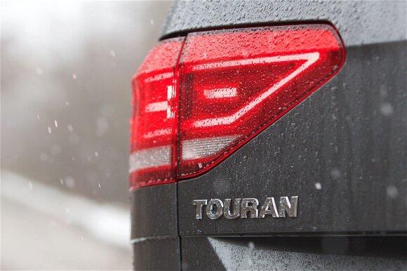 """""""Volkswagen Touran"""""""