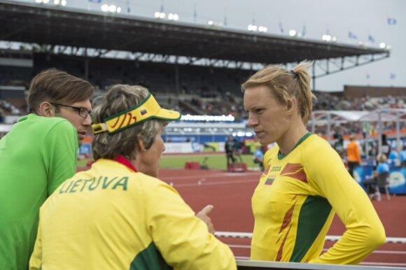 Skandalas Europos čempionate: teisėjai apiplėšė A. Skujytę – Lietuva pateikė net tris protestus