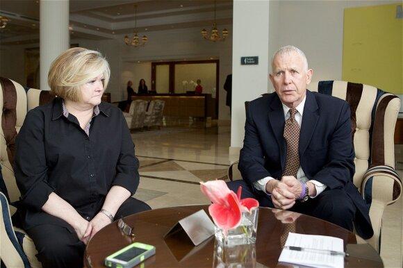 Interviu su Judy ir Dennis Shepardais