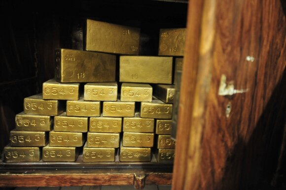 Bijantys krizės investuotojai rado kai ką geriau už auksą
