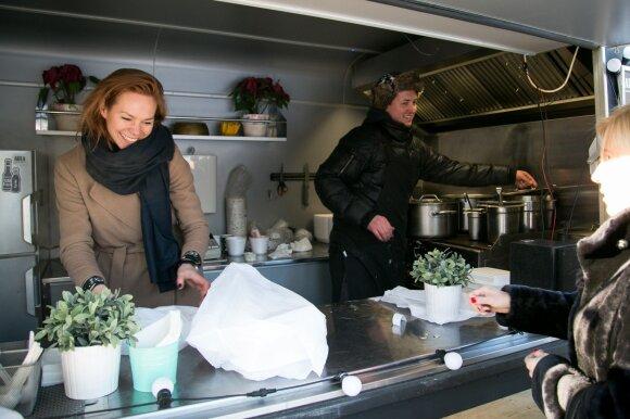 Martina Miknevičiūtė ir Augustas Mackevičius
