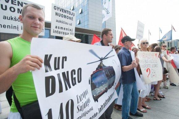 """Vilniaus socdemai dėl """"mikriukų"""" sukilo prieš A. Zuoką"""